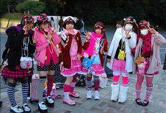 日本のヘンな若者ファッション集_中国網_日本語
