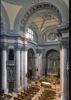 Milano. Chiesa di San Giuseppe. Francesco Maria Richini