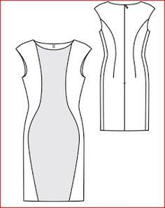 vestido-bicolor