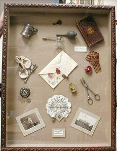 Art and Framing Solutions - Call 858 273-7353 for Shadow Boxes