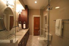 Lincoln Park Master Bathroom - traditional - Bathroom - Chicago - Habitar Design