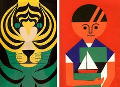 bruno munari illustration - Google Search