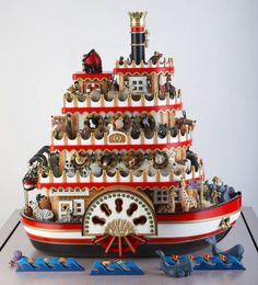 Noah's Ark by Donald Riley
