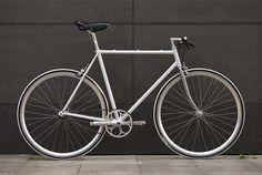 Grey Motobecane - Boutique Cycles
