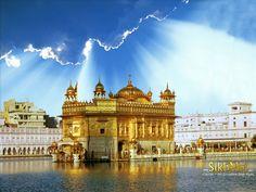 Golden Temple A Sikh Gurdwara In Amritsar, Punjab, India Computer Wallpaper, Hd Wallpaper, Wallpapers, Religious Wallpaper, Golden Temple Amritsar, Inspirational Prayers, Love The Lord, Travel News, India Travel