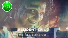 Заставка Resident Evil 7 biohazard (вариант 2)