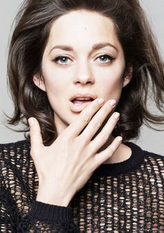 Marion Cotillard by Jan Welters, 2014