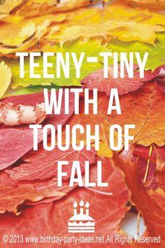Autumn Birthday Part