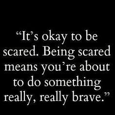 Be Brave! #startabusiness #learn #newlanguage #showlove #showunderstanding #adventure #new #venture #positivity #motivation #inspiration #success #determination #goals #biz #business #entrepreneur #smallbusiness #diy #fearless #inspire #hustle #explore #quote #quotes http://ift.tt/2aw7bvV