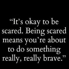 Be Brave! #startabusiness #learn #newlanguage #showlove #showunderstanding #adventure #new #venture #positivity #motivation #inspiration #success #determination #goals #biz #business #entrepreneur #smallbusiness #diy #fearless #inspire #hustle #explore #quote #quotes http://ift.tt/2aw7bvV