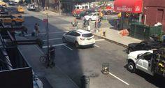 Conduta Instalada No Meio Da Estrada Explode Inesperadamente