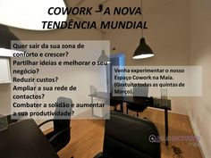 Twitter / asuasecretaria_: Cowork - A nova tendência ...