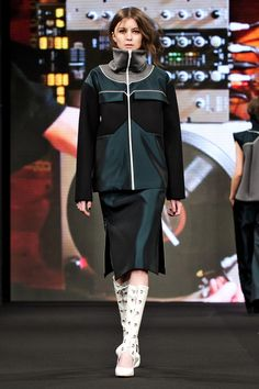 FALL 2013 READY-TO-WEAR AltewaiSaome