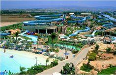 Aphrodite Water Park, Paphos, Cyprus