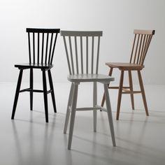 Wood barnstol, svart – Department – Köp online på Rum21.se