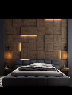 40 simple minimalist bedroom design ideas you like: . - 40 simple minimalist bedroom design ideas you& like: # The Effec - Luxury Bedroom Design, Bedroom Bed Design, Modern Master Bedroom, Home Room Design, Contemporary Bedroom, Home Decor Bedroom, Bedroom Ideas, Bedroom Designs, Interior Design