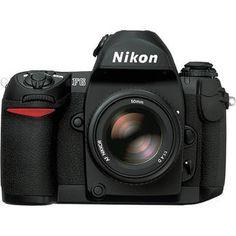 Nikon F6 35mm SLR Autofocus Camera Body USA