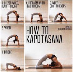 yoga poses ~ yoga yoga poses for beginners yoga poses yoga fitness yoga inspiration yoga quotes yoga room yoga routine Vinyasa Yoga, Yoga Moves, Ashtanga Yoga, Yoga Exercises, Kundalini Yoga, Yoga Workouts, Dance Stretches, Namaste Yoga, Yoga Sequences