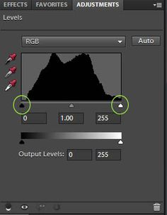 Article - Learn to use Levels in Photoshop Elements