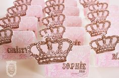 Hey, I found this really awesome Etsy listing at http://www.etsy.com/listing/128686213/princess-crown-placecards-die-cut