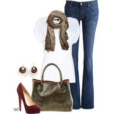 charming (Seven For All Mankind Kimmie Straight Leg Jeans $94)