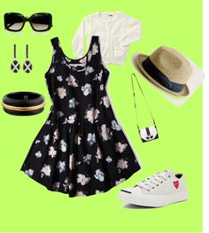 weekend shoppin with friends, created by asraahmed on Polyvore