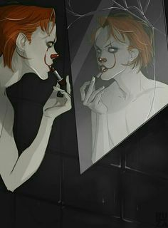 WAY TOO GIRLY PENNYWISE .