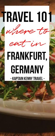 Germany germany travel germany castles germany food europe best food in frankfurt an insiders list forumfinder Choice Image