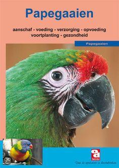 Bijzonder waardevol en interessant boek voor alle papegaaienliefhebbers. In dit boek wordt uitgegaan van de papegaaien, die gemiddeld 35 jaar oud kunnen worden, die als huisdier worden gehouden.