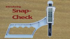 Digital Snap-Check Gauge