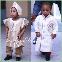 5 Top African Fashions for Men – Designer Fashion Tips African Inspired Fashion, African Men Fashion, Kids Fashion, Family Outfits, Baby Boy Outfits, Kids Outfits, African Print Dresses, African Dress, African Prints