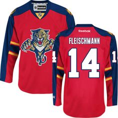 Florida Panthers 14 Tomas Fleischmann Home Jersey - Red [Florida Panthers Hockey Jerseys 015] - $50.95 : Cheap Hockey Jerseys