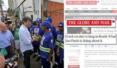 Mídia internacional vê Haddad vencendo o crack | Brasil 24/7    Isso o PIG não vai mostrar!!