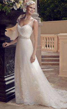 Casablanca Bridal Spring 2015 2196_Front