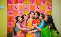 A Perfect Hyderabadi Wedding That Was Planned In 2 Months Indian Wedding Couple Photography, Bridal Photography, Mehendi Photography, Pre Wedding Photoshoot, Wedding Shoot, Wedding Pics, Bridesmaid Poses, Wedding Bridesmaids, Marriage Poses