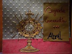 Página Litúrgica para Abril: Mes dedicado a la Sagrada Eucaristía