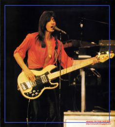 Steve Perry Official Website | WHEEL IN THE SKY: Journey's Escape Tour 1981-1982 Tour Book Program ...