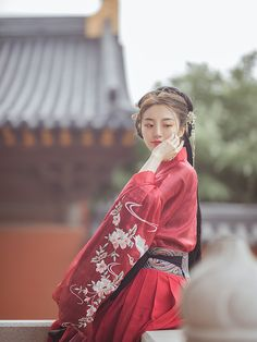 Oriental Fashion, Oriental Style, Chinese Clothing, Hanfu, Asian Beauty, Korean, Victorian, Cosplay, Costumes