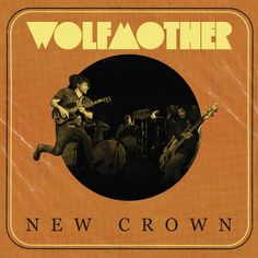 """""""New Crown"""" by Wolfmother was added to my Discover Weekly playlist on Spotify"""