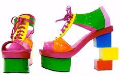 Chunky shoes