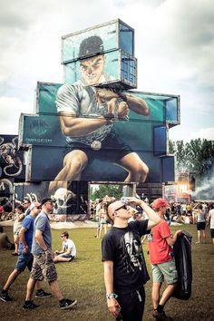 North West Walls Street Art Project – Fubiz Media