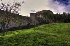 Castillo de Morella (Castellón - Spain)