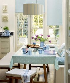 Think Lovely Dining-Rooms