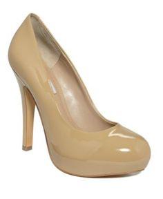 Steve Madden Women's Shoes, Traisie Platform Pumps - Pumps - Shoes - Macy's