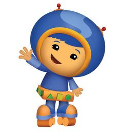 Geo from 'Team Umizoomi'
