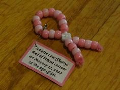 Juliette Gordon Low Breast Cancer Awareness SWAP Kit