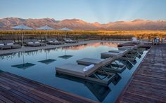 Far-Flung Fantasy: Vines Resort & Spa, Mendoza, Argentina - It List 2015: the Best New Hotels on the Planet | Travel + Leisure