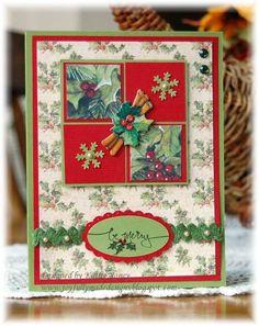 Joyfully Made Designs: Christmas One Sheet Wonder 8 x 8 Create Christmas Cards, Homemade Christmas Cards, Xmas Cards, Simple Christmas, Handmade Christmas, Homemade Cards, Holiday Cards, Christmas Crafts, Holiday Ideas