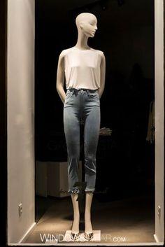 schlappi mannequins display
