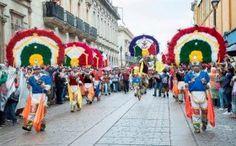 Oaxaca muestra su grandeza cultural en Desfile de Delegaciones 2016